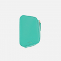 살랑() Reims Pebble Card Wallet Arcadia Green