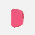 살랑() Reims Pebble Card Wallet Strawberry Pink