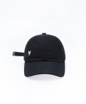 필드매뉴얼(FIELDMANUAL) IDEOLOGY BALLCAP black