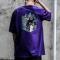 D.CPS HIPSTER T-SHIRT(PURPLE)
