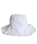 슬리피슬립(SLEEPYSLIP) [unisex]REVERSIBLE WHITE BUCKET HAT