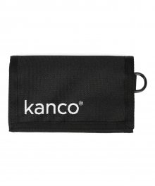 KANCO VELCRO WALLET black