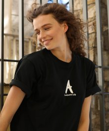 A.C.L Logo T-shirts - BLACK