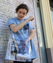 A.C.L X-Ray Firenze Wall Painting Shoulder Bag