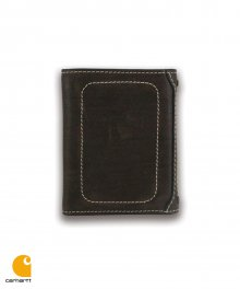 PEBBLE TRIFOLD WALLET (CARHARTT BROWN)