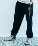 STRING SWEAT PANTS_BLACK