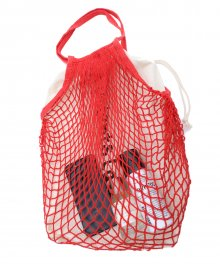 A.C.L NET Bag -  RED