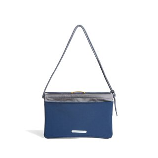 로우로우(rawrow) SACOCHE BAG 550 W.NYLON NAVY