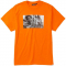 """L.Boogie Collection"" L.Boogie SS Tee ORANGE"