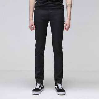 누디진(nudiejeans) Thin Finn Org. Back 2 Black 111555