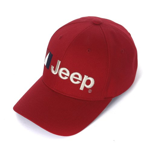 지프(JEEP) Stitches Big Logo CAP (GJ5GCU161WI)