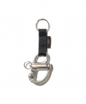 에스피오나지(ESPIONAGE) Snap Shackle Key Holder Black