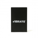 바이브레이트(vibrate) SQUARE METAL CIGARETTE CASE (black)