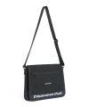 디스이즈네버댓(thisisneverthat) CORDURA® 750D Nylon Messenger Bag Black