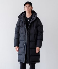 ARCTIC LONG DOWN PARKA (black)