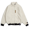 로맨틱 크라운(romanticcrown) Yeti Zip Up Jacket_Oatmeal