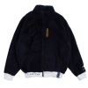 로맨틱크라운(romanticcrown) Yeti Zip Up Jacket_Navy