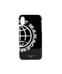 LMC MOVING OG LOGO IPHONE X HARD CASE black