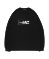 엘엠씨(lmc) LMC FADE OUT LSV TEE black