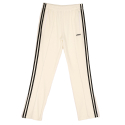 널디(NERDY) Velour Track Pants White