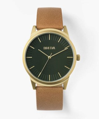 브레다(breda) Bresson - Gold/Brown/Green