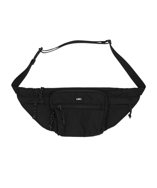 엘엠씨(LMC) LMC MILANO HIP SACK black