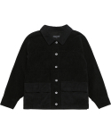 디스이즈네버댓(THISISNEVERTHAT) Corduroy Jacket Black