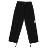 NM RIB CARGO PANTS - BLACK