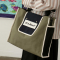 LINE TWO WAY BAG NO.2 (khaki)