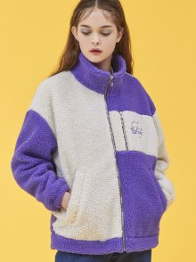 EYEYE HEART DUMBLE JUMPER_PURPLE (EEOG4JPR01W)