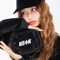 네스티킥(NASTYKICK) [NF] FANCY MAKE UP POUCH BLACK (NF18A014H)