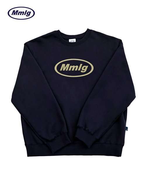 팔칠엠엠(87MM) [Mmlg] MMLG SWEAT (PURPLE NAVY)