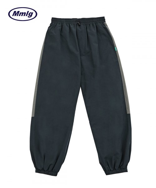 팔칠엠엠(87MM) [Mmlg] NAVAL TRACK PANTS (NAVY)