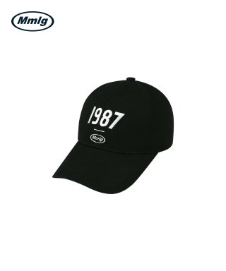팔칠엠엠(87mm) [Mmlg] 1987MMLG BALLCAP (BLACK)