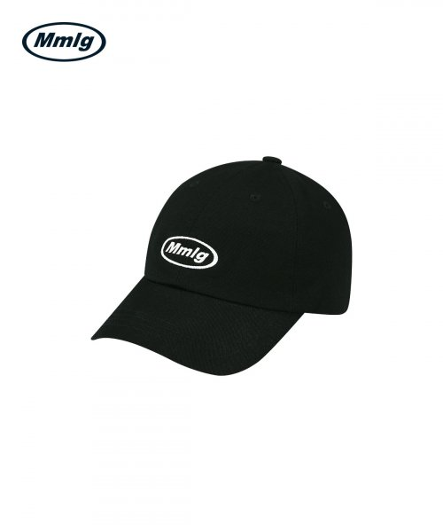 팔칠엠엠(87MM) [Mmlg] MMLG BALLCAP (BLACK)