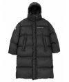 LMC OVERSIZED LONG PUFFER COAT black