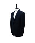 벨리프(BELLIEF) Navy easy soft jacket suit (Navy)
