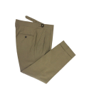 Gurkha Cotton Pants (Khaki)