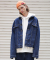 SB OVERSIZED DENIM JACKET MFEJK005-BL