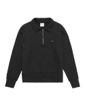 디스이즈네버댓() Collar Sweat Shirt Black
