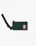 해브 어 굿 타임(HAVE A GOOD TIME) FRAME POUCH - DARK GREEN