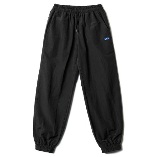 네스티팜(NASTY PALM) [NP] RIB TRACK PANTS BLACK (NP18A063H)
