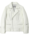 TERRY RIDERS JACKET HA [WHITE]