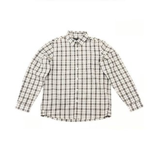 토피(toffee) C&C Check shirt (WHITE)