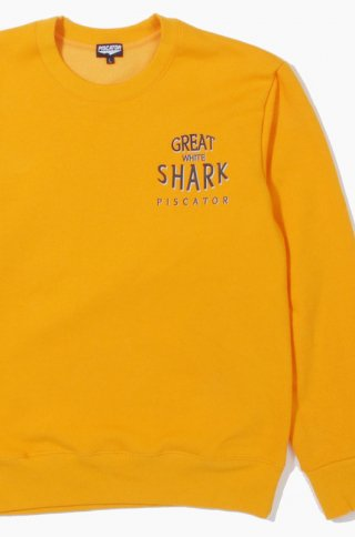 피스케이터(piscator) Great White Shark Gold