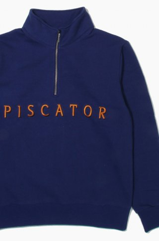 피스케이터(piscator) Half Zip Up Navy