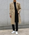 GAVIN  TRENCH COAT - 3 COLOR