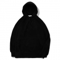 매카이(MACKAY) MKY Fleece Oversize Hood Black