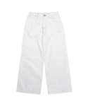 디스이즈네버댓(THISISNEVERTHAT) f Work Pant White