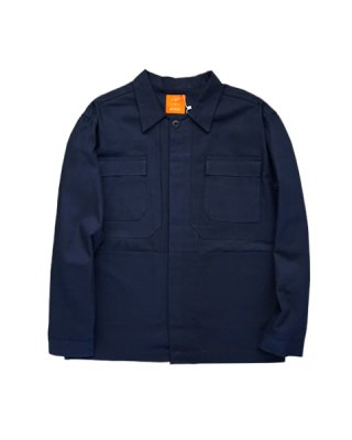 라잇루트(rightroute) NAVY MULTI POCKET SHIRTS JACKET[조익수]